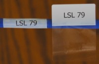 Cable Labels LSL-79 ( 16 Labels per Sheet) - Product Image
