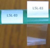 Cable Labels LSL-83 ( 18 Labels per Sheet) - Product Image