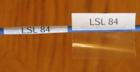 Cable Labels LSL-84 ( 24 Labels per Sheet) - Product Image