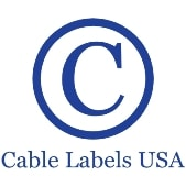 cable labels logo